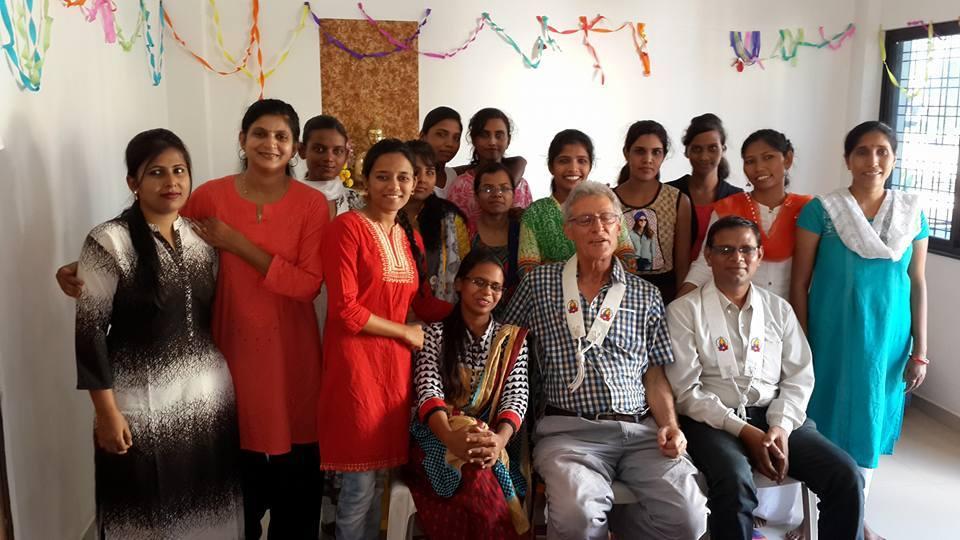 Workshop by Dhammachari Achala